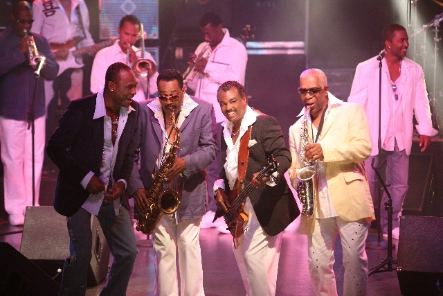Kool & the Gang will perform at the Cannery casino Saturday night.