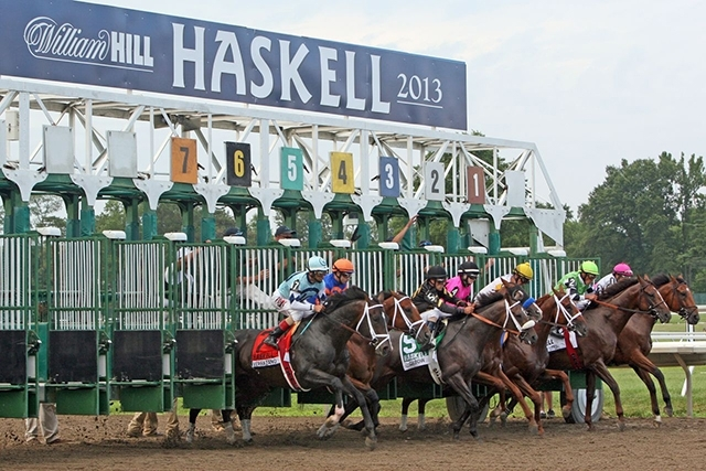 William Hill is the new sponsor of the $1 million Haskell Invitational at Monmouth Park in New Jersey.