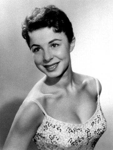 Eydie Gorme in 1956
