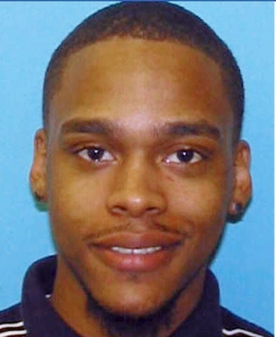 This undated photo released by the Rhode Island State Police through the Amber Alert website shows Malcolm Crowell, 22, who is sought after two people were found dead and a 2-year-old child missin ...