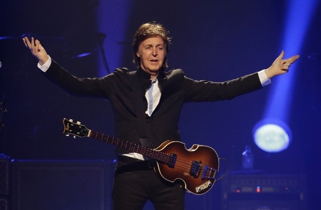 Paul McCartney joins previously announced performers such as Justin Timberlake, Katy Perry, Drake, Elton John, Muse, Keith Urban, Tiesto and others at the two-day iHeartRadio Music Festival, which ...
