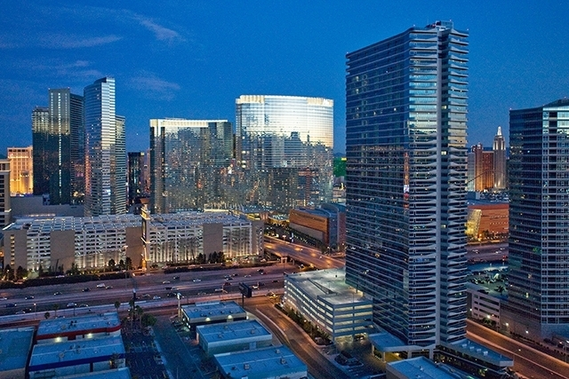The Martin is closing in on its sellout. The high-rise condominium tower on Dean Martin Drive, just across Interstate 15 from CityCenter, is more than 75percent sold. It has passed the $125 mill ...