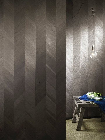 Textured wallpapers add instant style and sophistication to any setting.