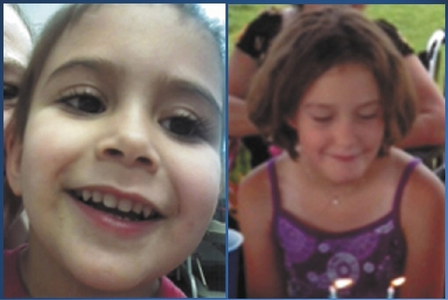 An Amber Alert has been issued for Martin Angel Rosales, 3 and Lillyanna Ramires.