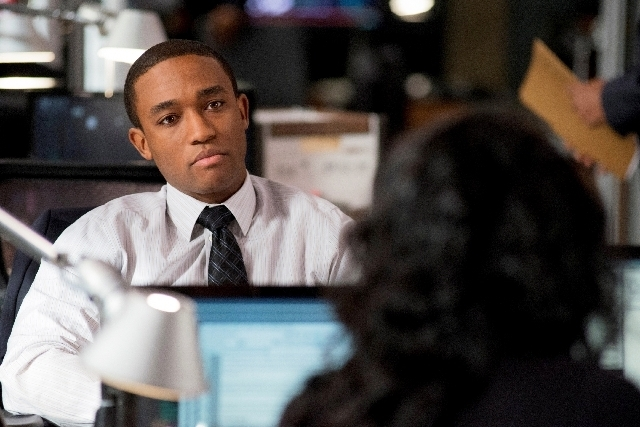 "---This publicity photo released by TNT shows Lee Thompson Young as Detective Barry Frost in ""All For One"" episode 407 in the TV series, ""Rizzoli & Isles."" Los Angeles police say actor Lee Tho ..."