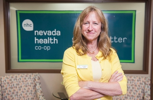 Bobbette Bond is chief project manager of the Nevada Health CO-OP. The project will help provide health care to Nevadans.