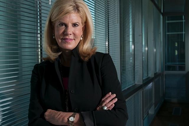 Melissa Warren, managing partner with Faiss Foley Warren.