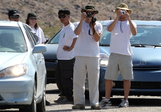 Engineers from Toyota take pictures of Brenda Priddy taking pictures. In 20 years, Priddy has albums of photos of engineers pointing cameras and gesturing at her or worse. Once, she had her camera ...