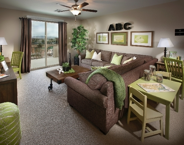 Lennar's Sedona's 2,713-square-foot plan features a  loft area.