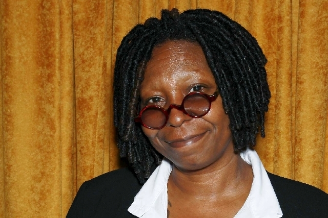 Whoopi Goldberg, seen in 2010, is scheduled to do stand-up Friday at Treasure Island.