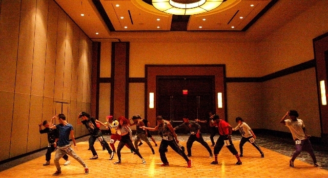 """The World Hip Hop Dance Championship weekend in Las Vegas gave the artistic director for """"Michael Jackson One,"""" a Cirque du Soleil show, a rare chance to recruit world-class dancers without leav ..."""