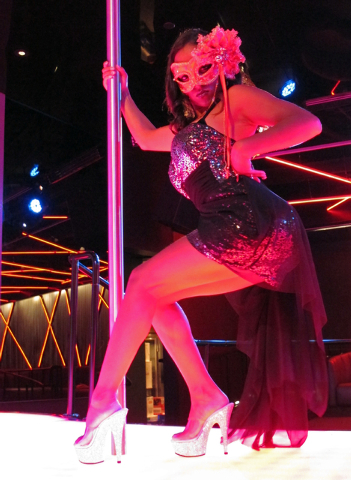 Can strippers save atlantic city las vegas review journal for Club inside motor city casino