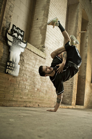 """Abenamar """"B-boy Ben"""" Honrubia took second place in the 17th Annual Red Bull BC One Latin American Final Aug. 17. The Henderson resident, also performs in the """"Jabbawockeez"""" at the Luxor. ( ..."""