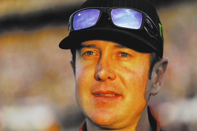 Steve Helber/the associated press Kurt Busch qualified for the NASCAR Chase for the Sprint Cup with a one-car team based out of Denver.