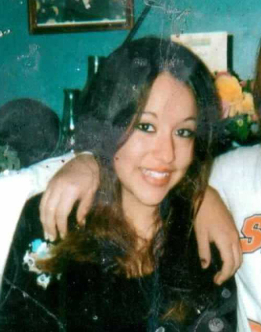 This undated photo courtesy of Auliea Hanlon shows Cherice Moralez, who was raped in 2007 when she was 14 by teacher Stacey Rambold in Billings, Mont. Rambold was released from prison on Thursday  ...