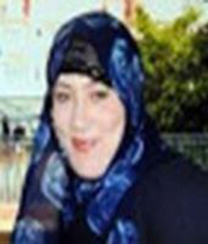 """Interpol has issued an arrest notice for Samantha Lewthwaite, the fugitive Briton whom news media have dubbed the """"white widow."""" (AP Photo/Interpol, File)"""