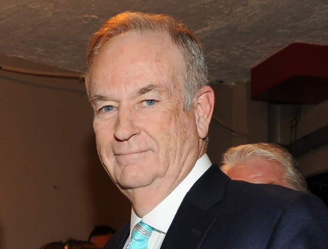 "This Oct. 13, 2012 file photo shows Fox News commentator and author Bill O'Reilly, who says God told him to write his new book, ""Killing Jesus: A History."" The Fox News anchor explains in an inter ..."
