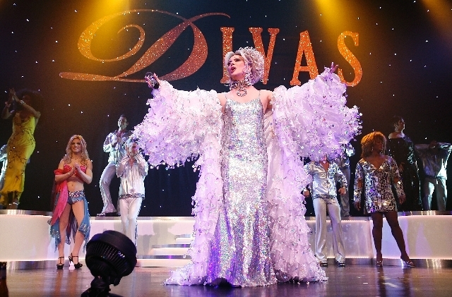 """Female impersonator Frank Marino, of """"Divas Starring Frank Mario,"""" gets grilled Oct. 4 at the third edition of The Showbiz Roast."""