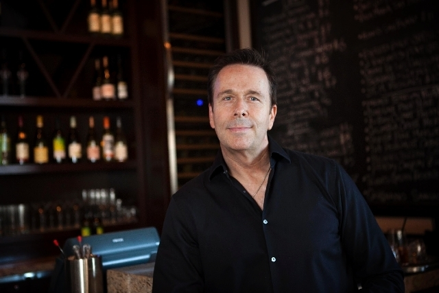 Ken Henderson, owner of Best Agency and Pizza Lounge, and partner of Poppy Den.