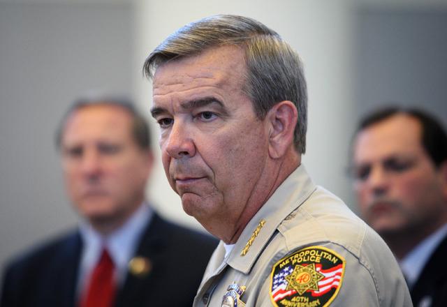 Clark County Sheriff Doug Gillespie