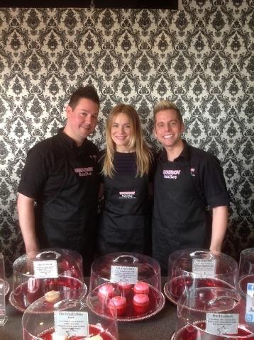 henderson bakery   mix    cupcake wars las vegas review journal