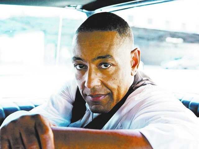 """Giancarlo Esposito, who went out with a bang on """"Breaking Bad,"""" will appear at the Las Vegas Comic Expo."""