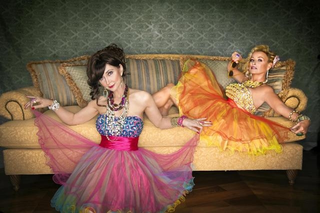 "COURTESY Lorrie Morgan and Pam Tillis bring ""Grits and Glamour"" to The Smith Center's Reynolds Hall Saturday night."