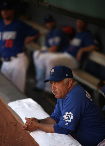 jessica Ebelhar/Las Vegas Review-Journal 51s skipper Wally Backman did a fine job of pulling the managerial strings this season, leading Las Vegas to an 81-63 record and the Pacific South Division ...