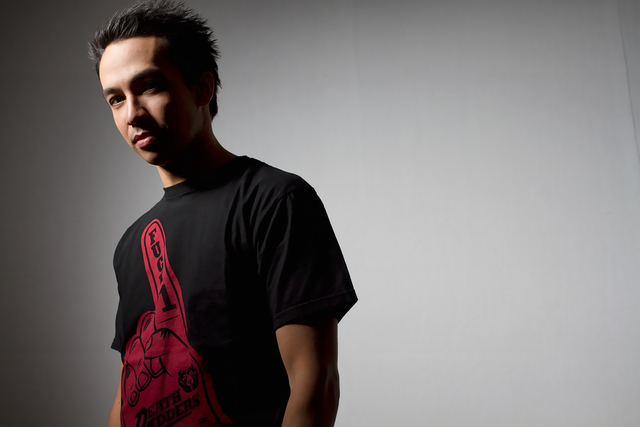 Laidback Luke DJs Saturday at MGM's Wet Republic dayclub. (Courtesy photo.)