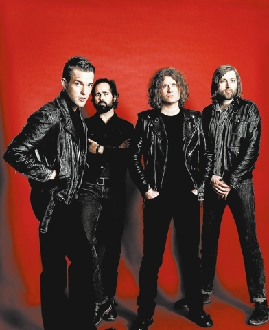 Photo by Erik Weiss Downtown Las Vegas will host the Life is Beautiful Festival on Oct. 26 and 27. The two-day music, food, art and learning event will feature hometown band, The Killers, as part  ...