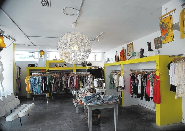 Courtesy Electric Lemonade Shop Just as downtown's home décor boutiques specialize in the unique, so do the clothing boutiques like Electric Lemonade Shop, 220 E. Charleston Blvd.