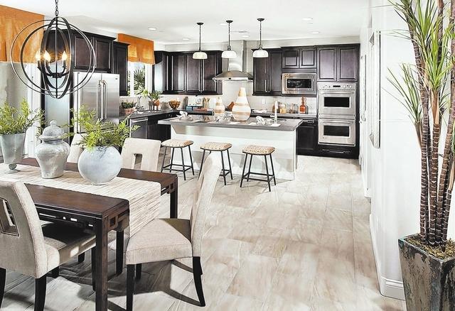 Enjoyable Ryland Kicks Off Fall With Options Las Vegas Review Journal Interior Design Ideas Clesiryabchikinfo