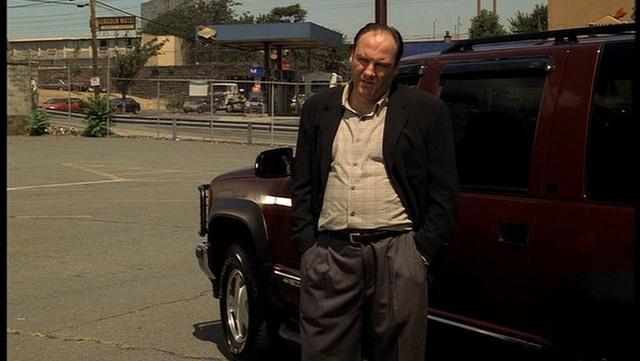 "The late James Gandolfini's ""Sopranos"" gets a Vegas auction today. Courtesy photo."