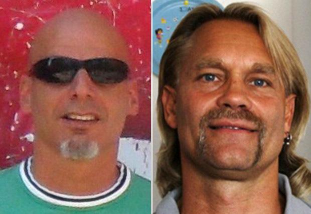 Chuck Edel and Ken Thompson