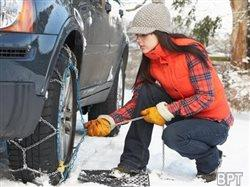 Six steps to protect your vehicle and yourself this winter