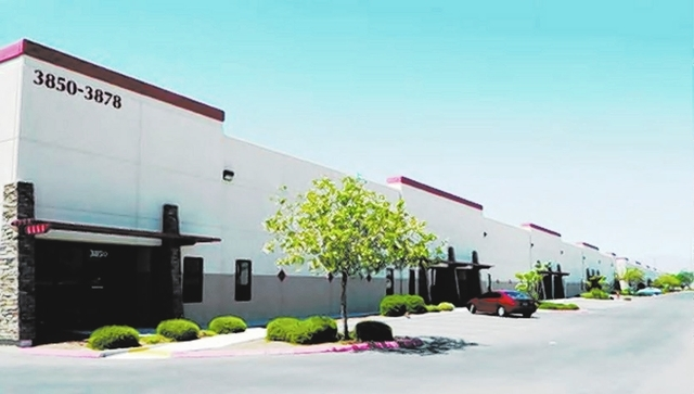 MCA most recently bought Civic Center Corporate Park, an 86,216-square-foot complex at 3848-3908 Civic Center Drive. The $5 million purchase closed in late October. (Courtesy Brower, Miller & Cole)