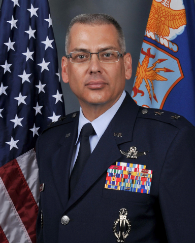 Maj. Gen. Jack Weinstein will temporarily replace Maj. Gen. Michael J. Carey as head of 20th Air Force. Carey was fired Friday. (AP Photo/US Air Force)