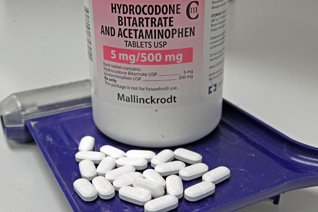 The Food and Drug Administration on Thursday recommended new restrictions on prescription medicines containing hydrocodone, the highly addictive painkiller that has grown into the most widely pres ...