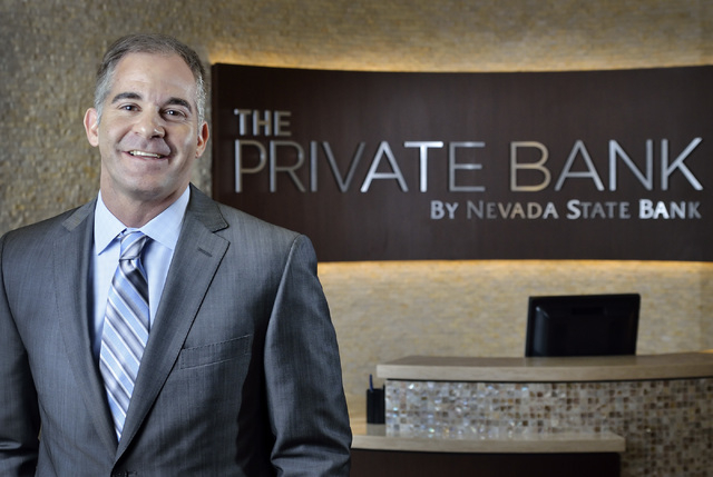 Russell Price, executive vice president and director of private banking for Nevada State Bank, said that high net worth consumers were not immune to the trends of rising health care costs, changin ...