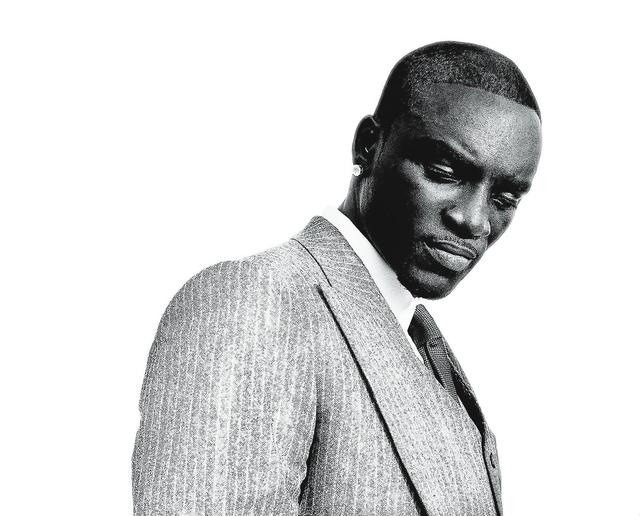 Akon performs Wednesday at Surrender nightclub in the Encore. Will he make it rain diamonds?