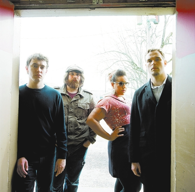 Alabama Shakes will appear on the Downtown Stage on Saturday. (Courtesy)