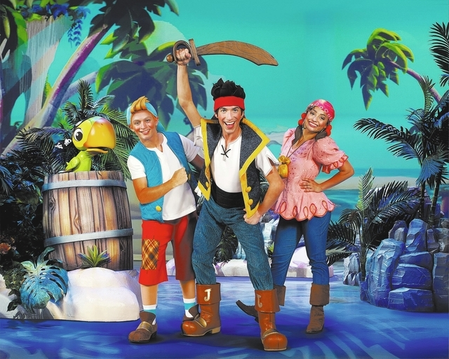 """Pirate & Princess Adventure"" hits the Orleans Arena this weekend as part of ""Disney Junior Live on Tour."" (Courtesy photo)"