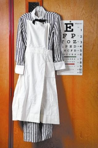 Traditional nurses' uniforms often varied by hospital or nursing school. Maureen Matteson Kane, a nursing historian and an assistant professor emeritus at the University of Nevada, Las Vegas  Scho ...