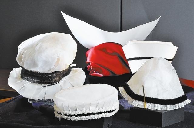 Traditional nurse's hats often identified where a nurse had received her training. Maureen Matteson Kane, an assistant professor emeritus of the University of Nevada, Las Vegas School of Nursing,  ...