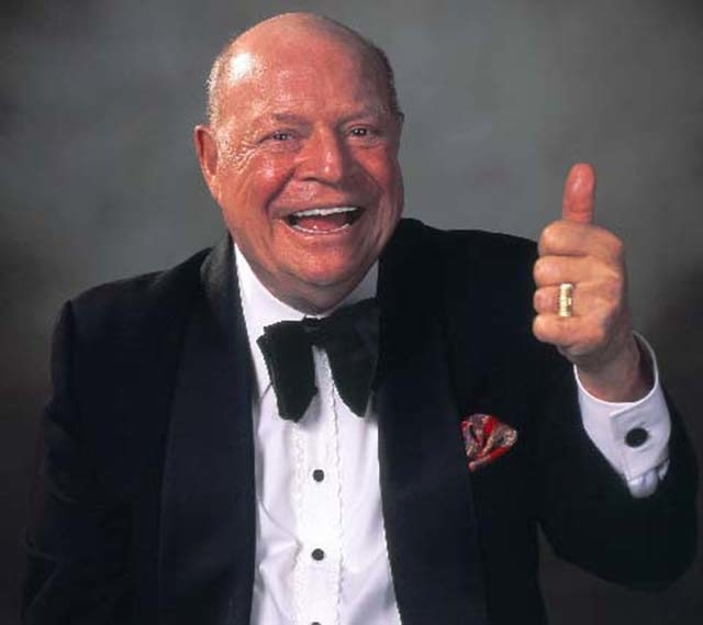 Don Rickles has worked in Las Vegas since 1959. (Courtesy)