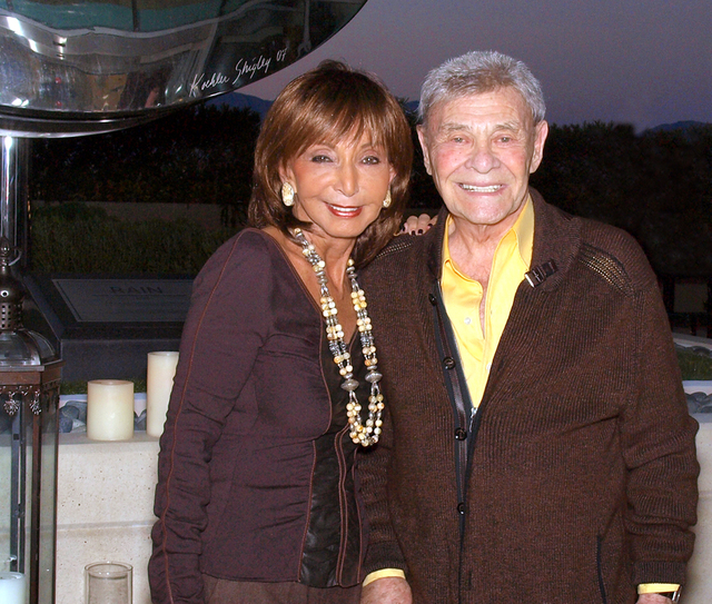 Susan and Irwin Molasky