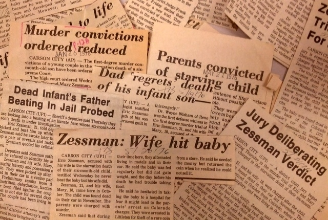Eric Zessman is a convicted murderer who has been released on parole seven times since 1981.