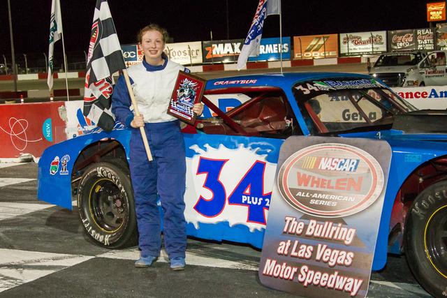Aug. 18, 2012: Late Night Special at The Bullring at Las Vegas Motor Speedway in Las Vegas, NV.