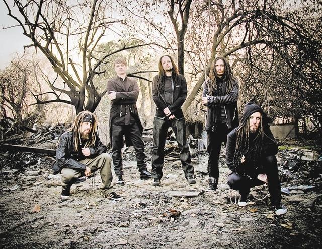 SEBASTIEN PAQUET/COURTESY Korn