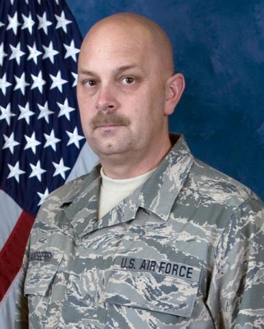 Master Sgt. Michael Landsberry (Nevada Air National Guard)